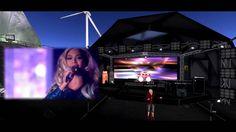 """Second Life """"Mega"""" Beyoncé XO Live - Brasil 2016 [HD]"""