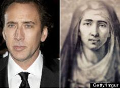 Nicolas Cage Is The Virgin Mary, In Addition To Being A Vampire