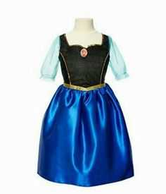 Disney Princess Anna Frozen Dress Sizes Costume Halloween Dress Up USA Cinderella Halloween Costume, Cute Halloween Costumes, Halloween Dress, Anna Dress Frozen, Princess Anna Frozen, Princess Anna Costume, Disney Princess Costumes, Light Up Dresses, Ball Dresses