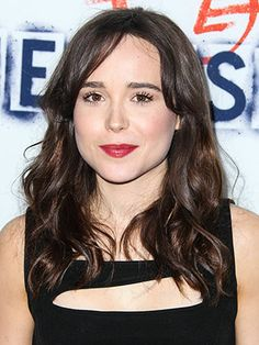 Ellen Page comes out in a VERY awesome way.