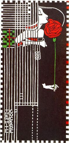 hoodoothatvoodoo: Charles Rennie Mackintosh ...                                                                                                                                                                                 More