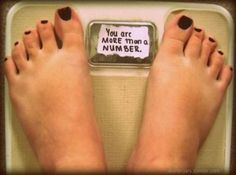 You are more than a number!