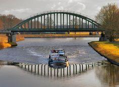 Twentekanaal zijtak Almelo Photo taken in 7495 Ambt Delden