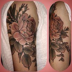 Alice Carrier Wonderland Tattoo Portland