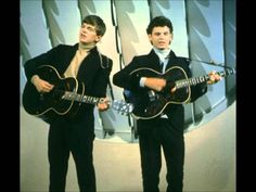"The Everly Brothers ""Leave My Woman Alone"" ray charles composition"