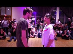 Jakub Jakoubek & Emeline Rochefeuille - WCS Improv - Boston - YouTube