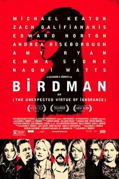 Ένας πρώην σταρ υπερηρωικών ταινιών, αντιμέτωπος με καλλιτεχνικά όσο και προσωπικά προβλήματα, ανεβάζει ως σκηνοθέτης και πρωταγωνιστής ένα απαιτητικό δράμα στο Μπρόντγουεϊ.