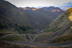 Abano Pass Tuschetien