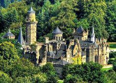 castillo-löwenburg. Los castillos mas impresionantes del mundo