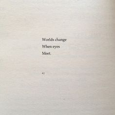 Worlds change in a single moment. Lives too. It's so simple. More poetry in my book ✨LOVE AND SPACE DUST - available WORLDWIDE on Amazon :)…