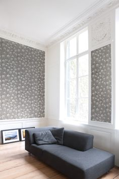 Only One Collection - Fabric Wallpaper Australia / The Ivory Tower