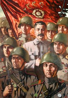 The first fundamental distinctive feature of our Red Army is that it is the army of the liberated workers and peasants, it is the army of the October Revolution, the army of the dictatorship of the proletariat. Ww2 Propaganda Posters, Communist Propaganda, Political Posters, Joseph Stalin, Soviet Army, Red Army, Military Art, World War Ii, Vintage Posters