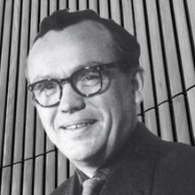 """Finn Juhl (30 January 1912 – 17 May 1989) was a Danish architect, interior and industrial designer, most known for his furniture design. He was one of the leading figures in the creation of """"Danish design"""" in the 1940s and he was the designer who introduced Danish Modern to America."""