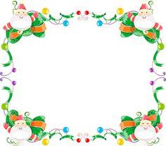 christmas border free clip art christmas clipart borders merry rh pinterest com christmas borders clip art free christmas border clip art free download