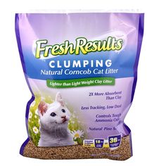 Pro-Sense Fresh Results Clumping Cat Litter, 10 lbs (M1365) ** Click image for more details. (This is an affiliate link and I receive a commission for the sales) #Pets