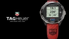 TAG Heuer Smartwatch - The front runners in the smartwatch industry might just have a new level of competition on their hands with the release of the TAG Heuer Smartwatch. Latest Watches, Cool Watches, Tag Heuer, Watch Brands, Digital Watch, Fashion Watches, Smart Watch, Tags, Luxury