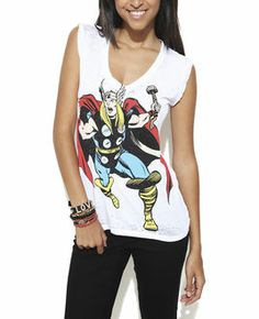 #Marvel Thor Tee from Wet Seal!