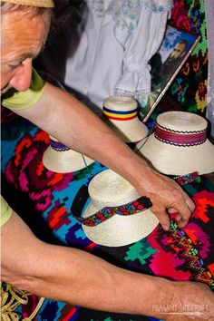 The Craft of Men's Smallest Straw Hats