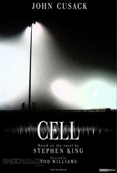 Cell Stars: Samuel L. Jackson, John Cusack, Isabelle Fuhrman I dont even know why I bothered watching it to the end. Horror Movie Posters, Best Horror Movies, Scary Movies, New Movies, Movies To Watch, Movies Online, Terror Movies, Stephen King It, Love Movie