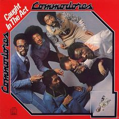 "Commodores - ""Caught in the Act"" (1975)"