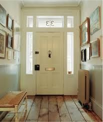 Door and hall are exactly like this in the new house. Column radiator is also something we want to put in ours.
