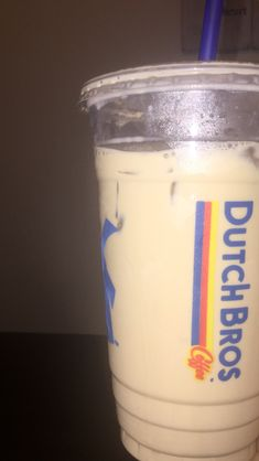 dream weaver breve Dutch Bros Drinks, Bomb Drinks, Iced Coffee Drinks, Foodies