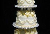 Classic Wedding Cakes | Freed's Bakery Las Vegas |