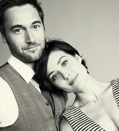 "We Dont Work Together Anymore."" - Ryan Eggold and Megan Boone for ..."