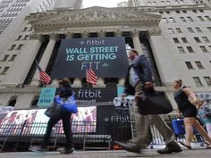 Wallstreet is getting FIT with Fitbit!