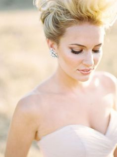 Modern Bridal Makeup | Ryan Ray Photography |Sophisticated Autumn Wedding…