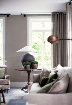 ... woonkamer raambekleding woonkamer klassieke ramen living room