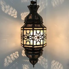 Dharma Star Lantern White Moroccan Lamp, Moroccan Lanterns, Ceiling Rose, Ceiling Lights, Moroccan Inspired Bedroom, Star Lanterns, Clear Light Bulbs, Electrical Fittings, Neutral Colors