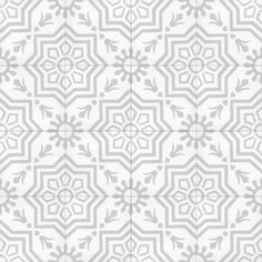 Madera C14-24 - moroccan cement tile. Dimensions: 8in x 8in approx, 5/8in thick approx Material: Hand-poured encaustic cement tile