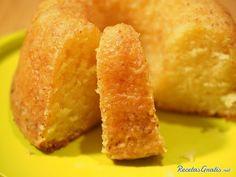 Receta de Torta rápida de naranja