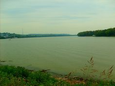 Ohio River at Lesko Park, Aurora