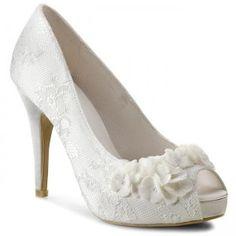Tűsarkú MENBUR - 005351  Ivory/Marfil 004 Shoes, Fashion, Ivory, Moda, Zapatos, Shoes Outlet, Fashion Styles, Shoe, Footwear