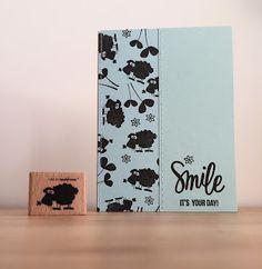 handmade by margaretha: Smile