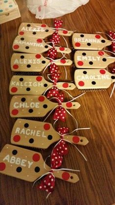 Cheer gifts for competition