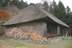 Japan Traditional Folk Houses   #tokushima