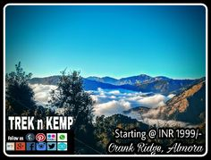 Coming 14 April #GoodFriday is a #LongWeekend.   So don't wait !!  Book your Inexpensive Tour @ Kasar Devi i.e. Crank Ridge ...
