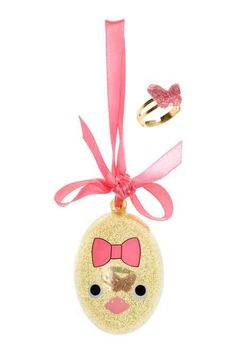 Morrisons bunny felt treat basket easter eggstravaganza glittery gift box with a ring negle Gallery