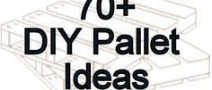 70+ Pallet DIY craft ideas recycle