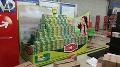 Unilever Lipton Green Tea Activity. on Behance