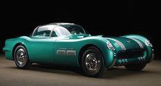 1954 Pontiac Bonneville Special Prototype