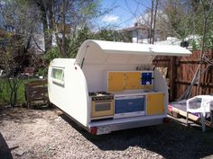 How to make your own Teardrop Camper Trailer!