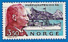 postzegels noorwegen - Google zoeken