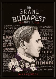 The Grand Budapest Hotel - Peter Strain