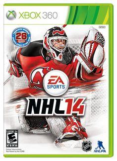 NHL 14 - Xbox 360 - Box