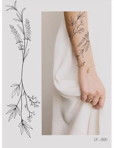 Makeup Tattoos, Girly Tattoos, Cute Tattoos, Beautiful Tattoos, Flower Tattoos, Body Art Tattoos, New Tattoos, Sleeve Tattoos, Pretty Hand Tattoos