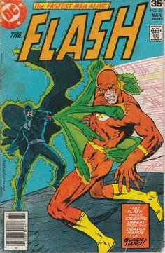 The Flash Vol. 30 No. 259  1978 by TheSamAntics on Etsy